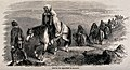 Crimean War, Russia; frostbitten soldiers on their way to Ba Wellcome V0015376.jpg