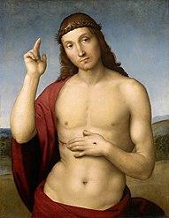 Le Christ bénissant