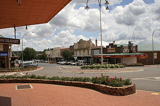 Crookwell, New South Wales Town in New South Wales, Australia