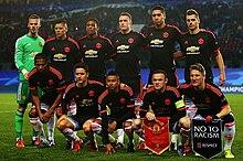 2015 16 Manchester United F C Season Wikipedia