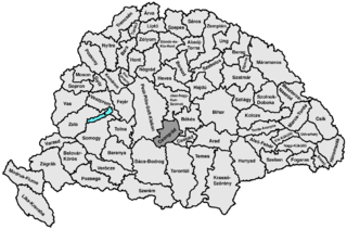 Csongrád County (former)