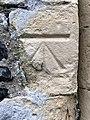 Cut Mark at Bredgar, St John the Baptist.jpg