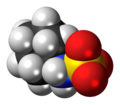 Cyclamic acid zwitterion 3D spacefill.png