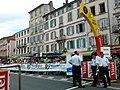 Départ Étape 10 Tour France 2012 11 juillet 2012 Mâcon 1.jpg