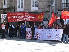 Día do traballo. Santiago de Compostela 2009 73.jpg