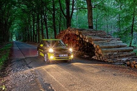 BMW Mini Cooper in Dülmen, North Rhine-Westphalia, Germany