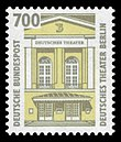DBP 1993 1691 Deutsches Theater Berlin.jpg