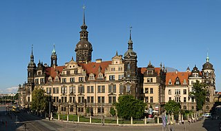 Dresden Castle Castle in Dresden, Germany