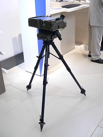 Laser designator - CILAS DHY 307