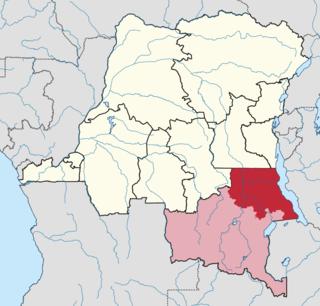 Tanganika District District in Katanga, Democratic Republic of the Congo