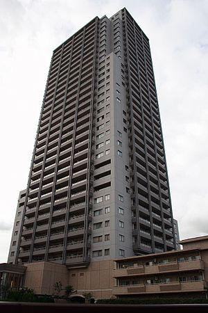Daikanyamachō, Shibuya - The Daikanyama tower