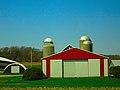 Dairy Farm near Reedsburg - panoramio.jpg