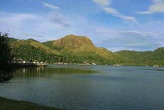 Zamboanga del Norte - Dakak riverside in Dapitan City