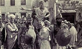Damon and Pythias (play) - Image: Damon and Pythias (1914) 10