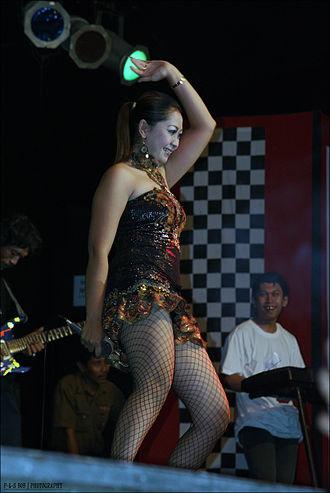 Dangdut - Koplo dangdut singer in Yogyakarta