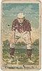 Danny Richardson, New York Giants, baseball card portrait LCCN2007680773.jpg