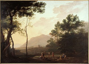 Dancers in a Landscape