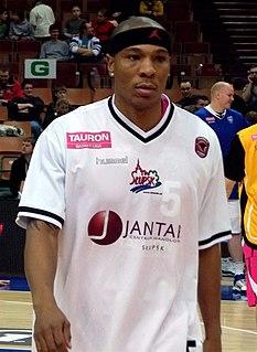 Darnell Hinson American basketball player