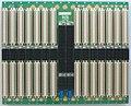 Das Bild zeigt eine 16-Slot VXS Backplane mit 14 Node-Slots und 2 Switch Slots.jpg