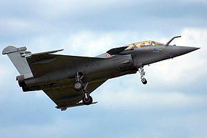 Indian MRCA competition - Dassault Rafale – the Winner of MRCA competition.