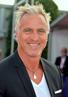 David Ginola in 2014