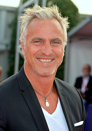 Trophées UNFP du football - David Ginola was the first recipient of the Player of the Year award.