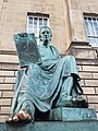 David Hume statue on High Street, Edinburgh 01.jpg
