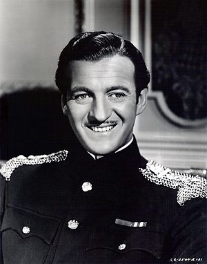 David Niven - Niven in the 1948 film Enchantment