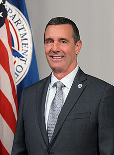 David Pekoske 26th Vice-Commandant of the United States Coast Guard