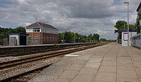 Dawlish Warren railway station MMB 03.jpg
