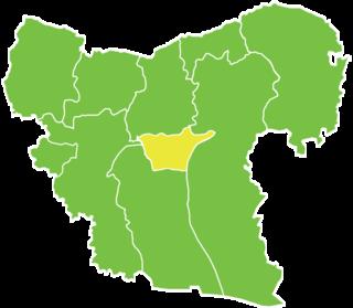 Dayr Hafir District District in Aleppo, Syria