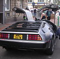 DeLorean DMC12, 2007 Fleetwood Festival of Transport (2).jpg