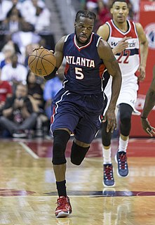 DeMarre Carroll American basketball player