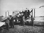De Havilland DH.16 G-EALM van Aircraft & Transport Ltd., gehuurd door KLM voor de route Londen-Amsterdam v.v.jpg