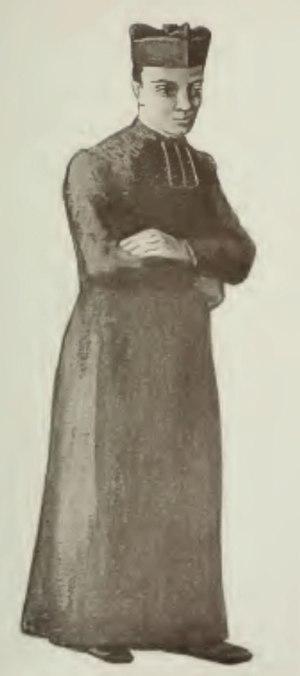 Sébastien Roch - De Kern, seen by Henri-Gabriel Ibels, 1906