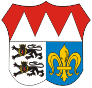 Würzburg (district) - Coat of arms