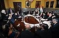 Declaración Conjunta entre el Perú y la India en ocasión de la Visita Oficial del Vicepresidente de la India, Mohammad Hamid Ansari (10539864085).jpg