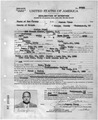 Declaration of Intention for Enrico Fermi - NARA - 281852.tif