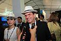Delegación ecuatoriana visita pabellón del Ecuador (7409659070).jpg