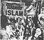 Demonstration against PKI Islamic Women.jpg