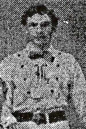 Denny Sullivan (third baseman) - Image: Denny Sullivan baseball