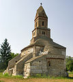 A church made of stone