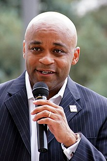 Denver Mayor Michael Hancock - 2012-08-15 (portrait crop).jpg