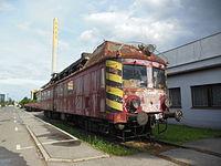 Depo Libeň, montážní vůz 894 (01).jpg