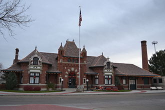 Nampa, Idaho - Nampa Depot