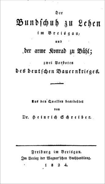 File:Der Bundschuh zu Lehen im Breisgau.djvu
