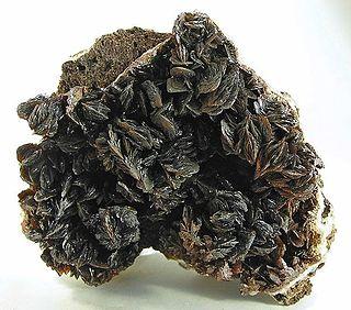 Descloizite vanadate mineral