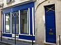 Devanture et porte, 14 rue de la Sourdière.jpg