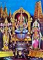 Devi Vishalakshi - Devi Kamakshi - Devi Meenakshi.jpg
