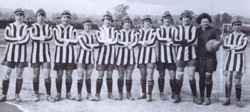 Dick kerr ladies in usa 1922